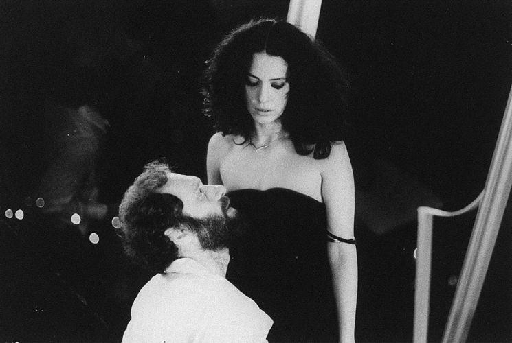 Paulo César Pereio e Sônia Braga em cena do filme