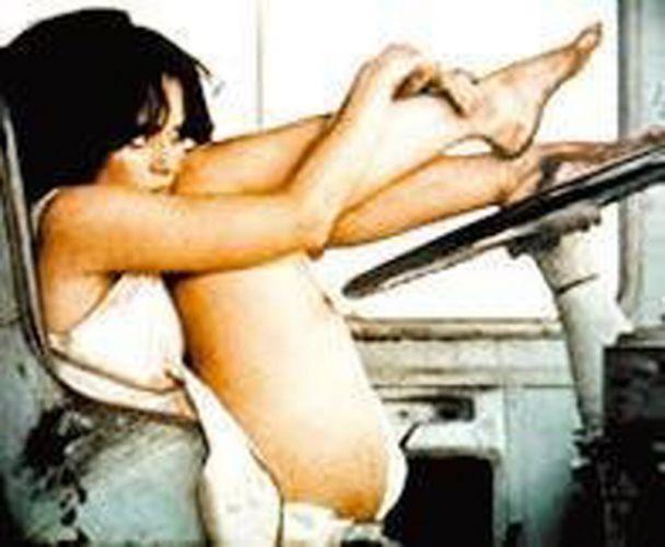 A atriz Sonia Braga em cena do filme