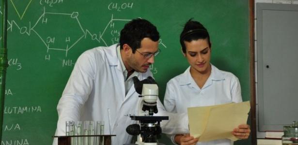 Malvino Salvador e Cléo Pires em cena do filme