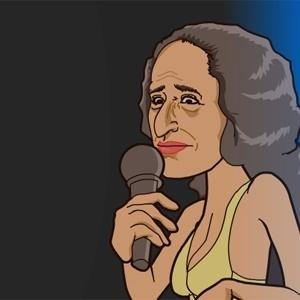 Maria Bethânia canta