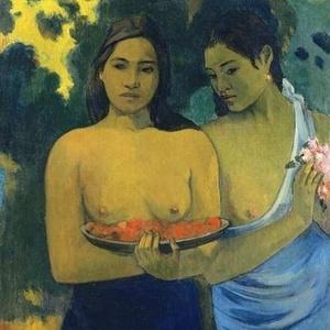 Obra de Gauguin que foi alvo de ataque nos EUA