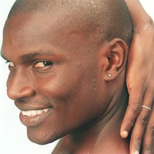 O dançarino Edson Gomes Cardoso Santos, o Jacaré, que começou a carreira no grupo É o Tchan