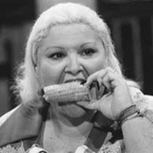 """Wilza Carla, em cena de """"Saramandaia"""", novela de Dias Gomes (1976)"""