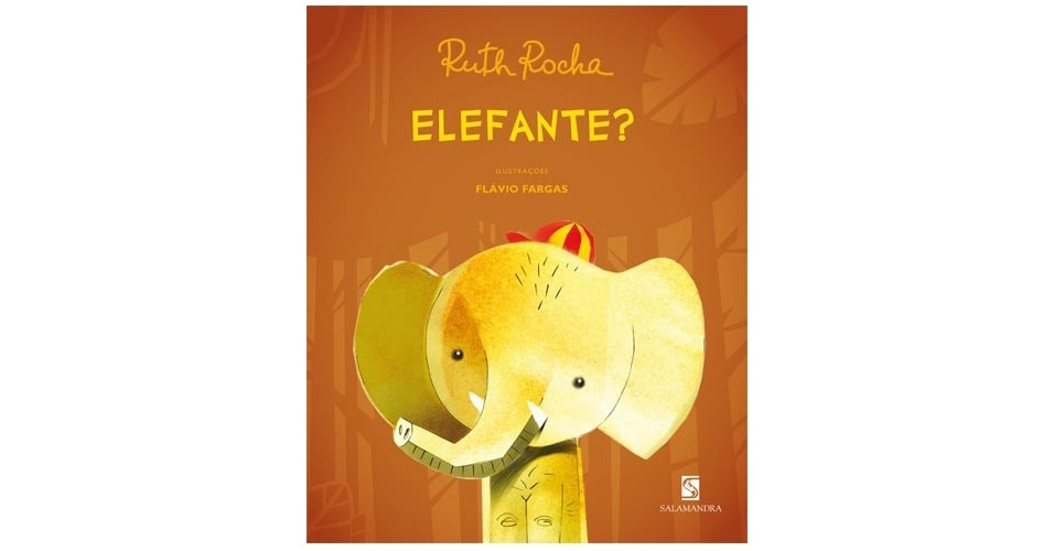 """""""Elefante"""", de Ruth Rocha"""