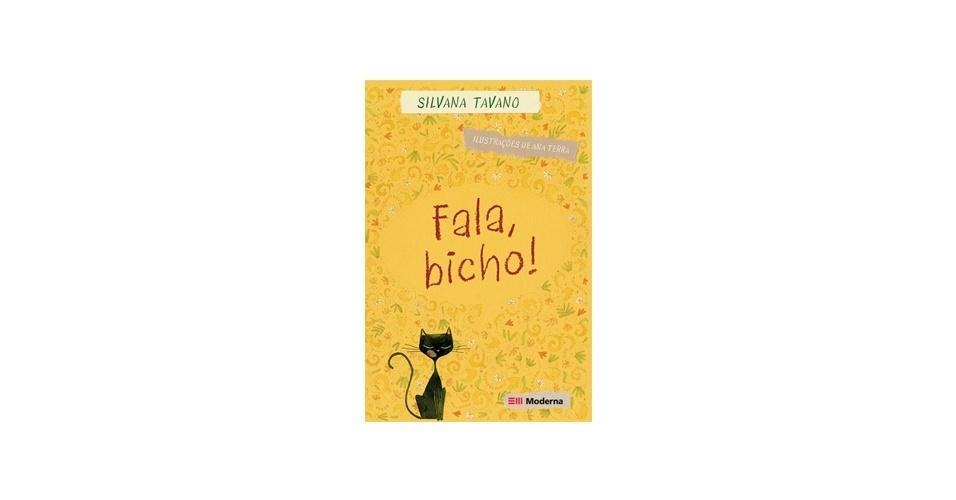 """Fala Bicho!"", de Silvana Tavano"