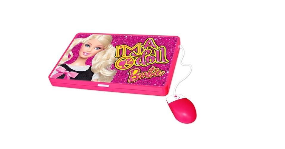 Netbook da Barbie