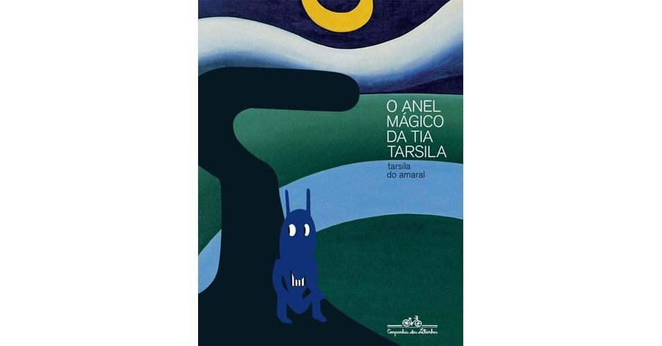 """""""O Anel Mágico de Tia Tarsila"""""""