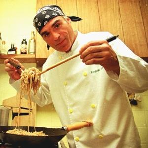 Rodolfo Bottino era ator e chef de cozinha