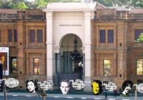 Fachada da Pinacoteca terá projetos com pichadores e grafiteiros
