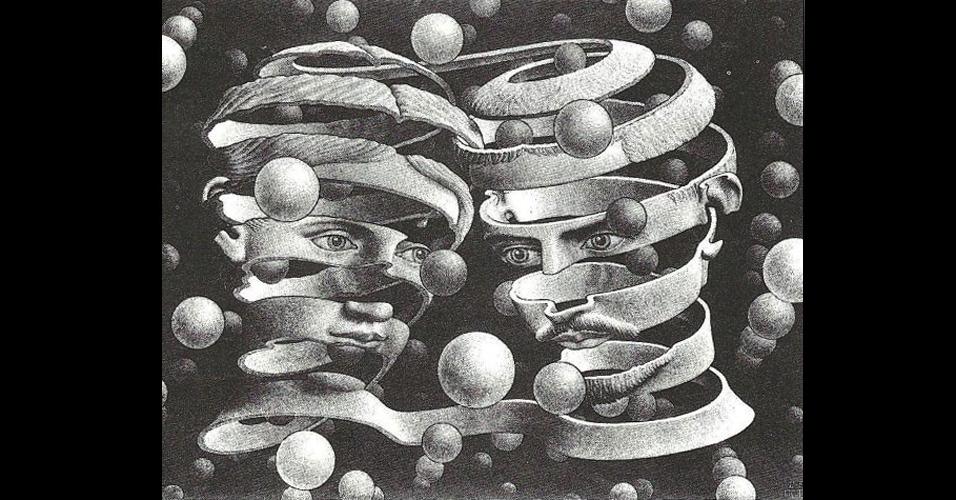 """""""O Mundo Mágico de Escher"""" - DF"""