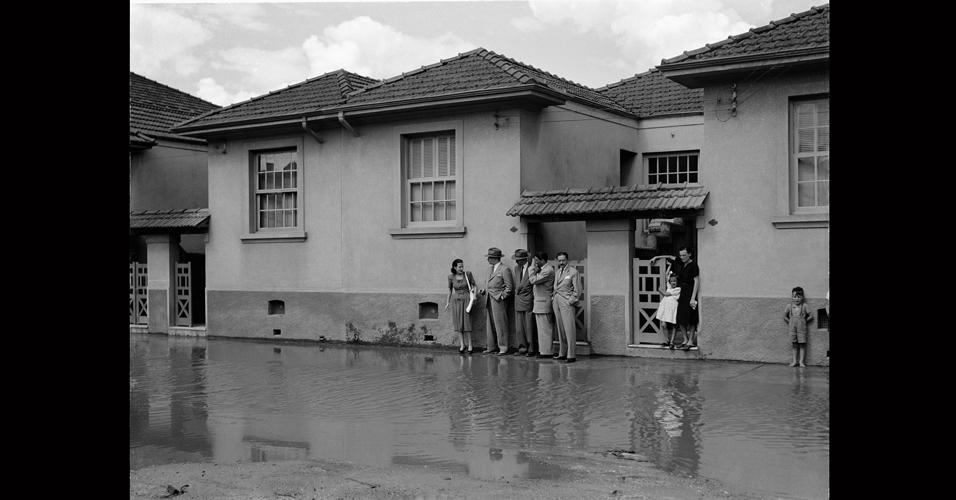 """""""Inundações em São Paulo"""" - SP"""