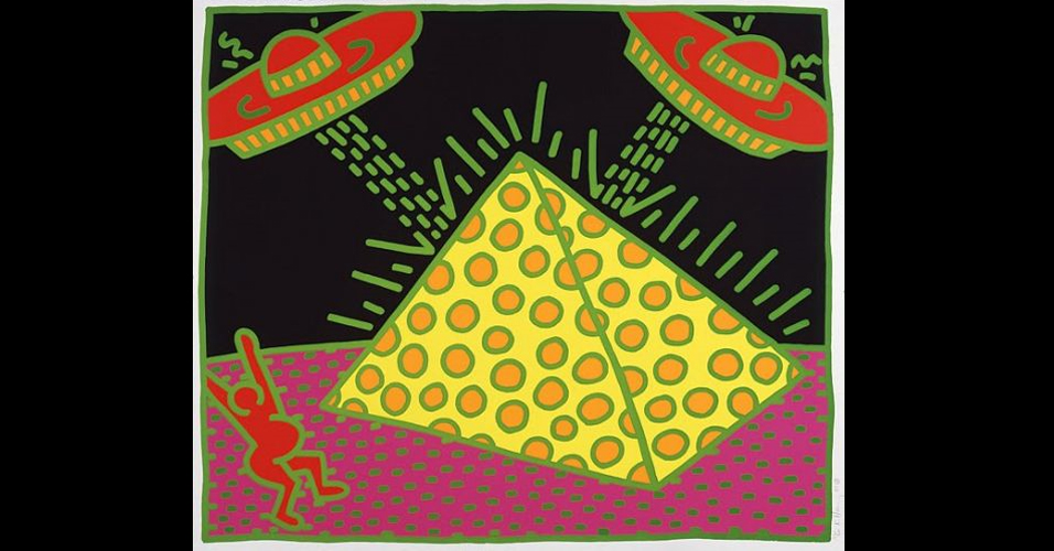 """Keith Haring - Selected Works"" - SP"