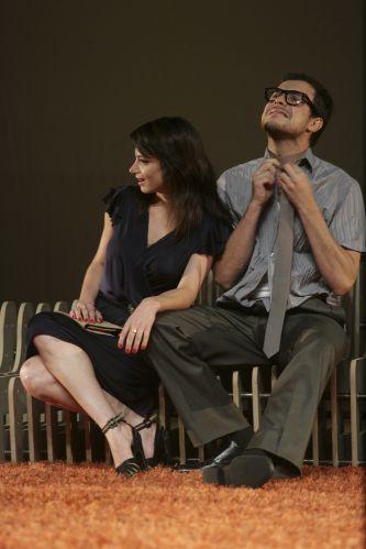 Carol (Carolina Manica) e Fred (Sergio Guizé)