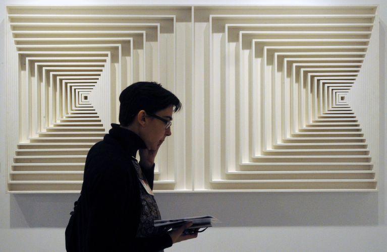 Feira de arte contemporânea de Madri