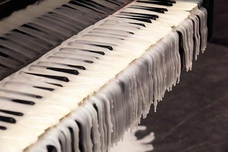 Performance do piano