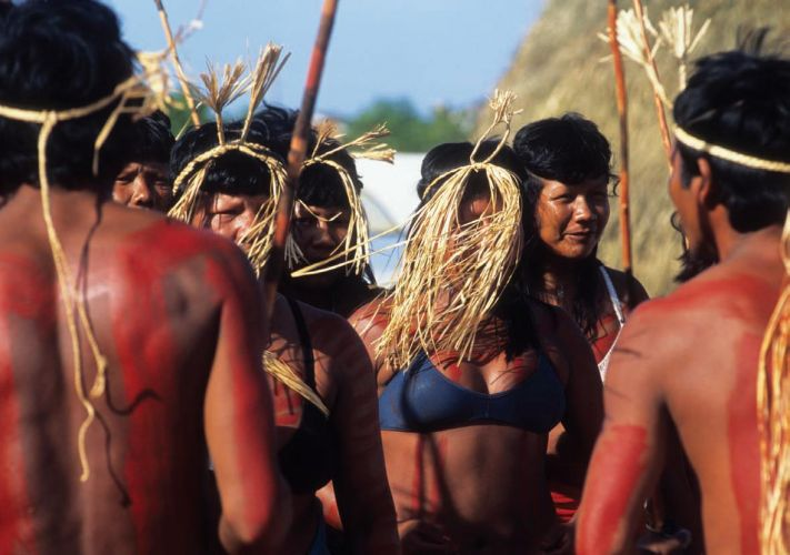Indios Gavião