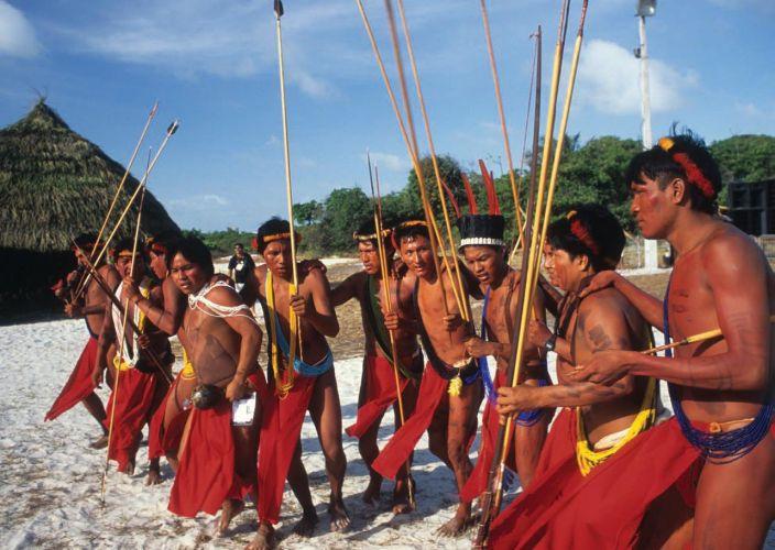 Dança Waiãpi (Amapá)