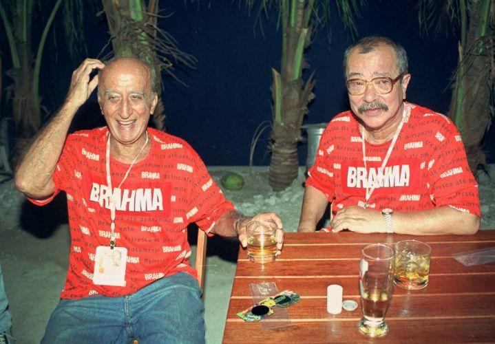 Millôr Fernandes e João Ubaldo Ribeiro