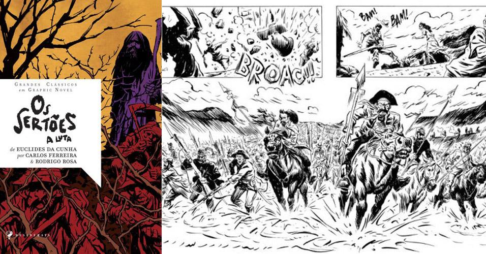 Veja obras clássicas da literatura que viraram quadrinhos