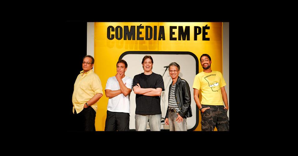 """""""Comédia em Pé"""" - RJ"""