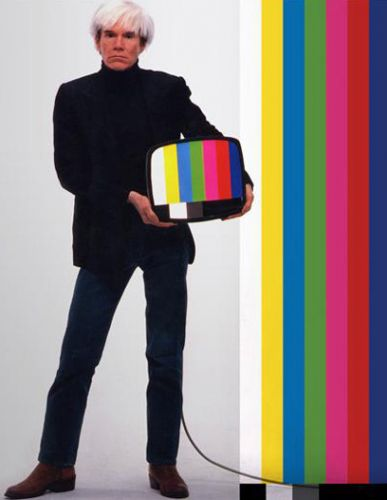 Andy Warhol, TDK, commercial, 1982