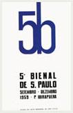 5ª Bienal Internacional de São Paulo
