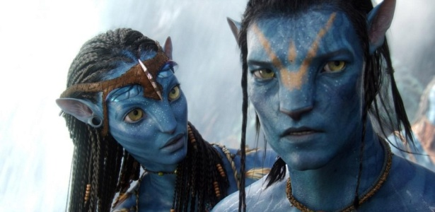 "Cena do filme ""Avatar"", de James Cameron (2009)"