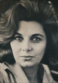 A poetisa brasileira Lupe Cotrim Garaude (1933-1970)