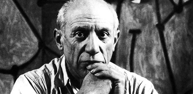 O artista espanhol Pablo Picasso: megaexposição em Nova York - Divulgação