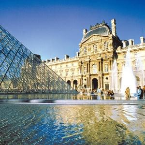 Fachada do Museu do Louvre, em Paris (França) - John Lamb/Getty Images