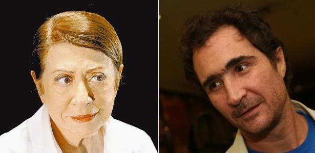 Fernanda Montenegro e João Miguel: os melhores do Prêmio Shell-SP de Teatro 2010 - Guga Melgar/Mastrangelo Reino/Folha Imagem
