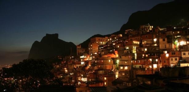 """""""Favela à Vista"""" traz foto de Levi Ricardo feita em cima da laje da casa de uma amiga, em 2008 - Levi Ricardo/Divulgação"""