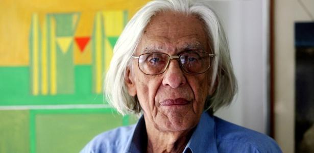Ferreira Gullar em foto de 2007: autor é atração do 3º Festival da Mantiqueira - Diálogos com a Literatura - Ana Carolina Fernandes/Folha imagem