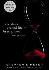 Capa do livro A Breve Segunda Vida de Bree Tanner: uma Novela Eclipse, de Stephenie Meyer