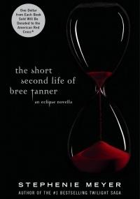 "Capa de ""The Short Second Life of Bree Tanner"", de Stephenie Meyer"