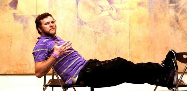 O cantor Otto é um dos destaques musicais do 9º Festival de Arte Serrinha - Greg Salibian/Folha Imagem