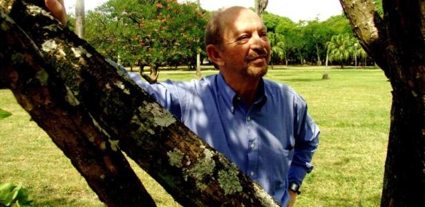 O escritor brasileiro Moacyr Scliar - Roberto Scliar/Divulgação