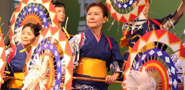 13º Festival do Japão terá apresentações de danças folclóricas japonesas - Divulgação/Festival do Japão