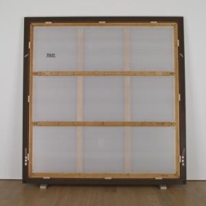"""Cópia do verso da obra """"Les Demoiselles d""""Avignon"""", de Pablo Picasso. Trabalho de Vik Muniz está na mostra """"Verso"""", na Galeria Fortes Vilaça (SP) - Cortesia Museum of Modern Art - MoMA/NY"""