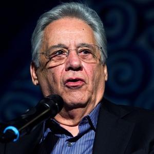 O ex-presidente Fernando Henrique Cardoso faz conferência de abertura da Flip (04/08/2010)
