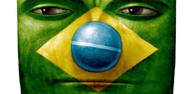7º IlustraBrasil! terá exposição com 100 trabalhos, como o de Fernando Lopes - Divulgação/IlustraBrasil!