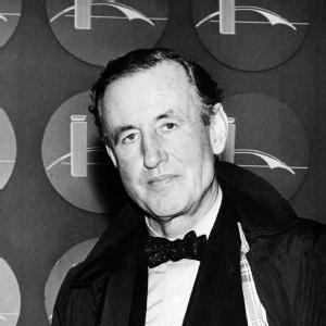 Ian Fleming, autor que criou o personagem James Bond - Arquivo AP