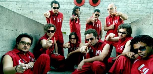 A banda Funk Como Le Gusta, que se apresenta no Parque Ibirapuera às 17h deste sábado - Divulgação
