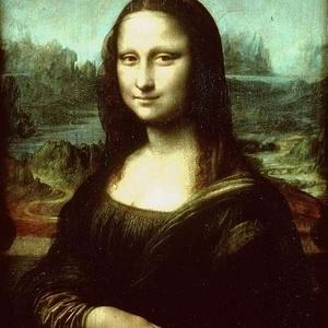 """""""Mona Lisa"""", obra de Leonardo da Vinci, exposta no Museu do Louvre, em Paris - AP"""