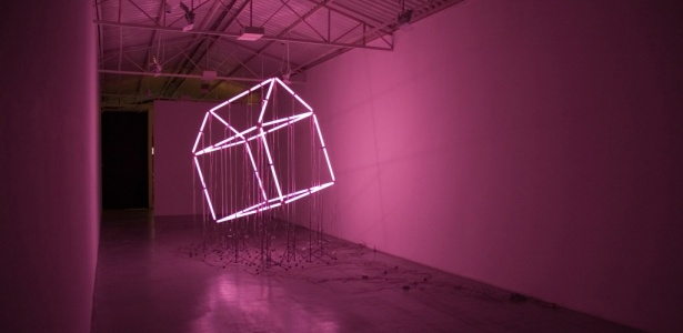 """Intervenção """"Uma Casa"""" (2006), que será exibido na Estação Pinacoteca (SP) - Divulgação / Cortesia Estação Pinacoteca"""