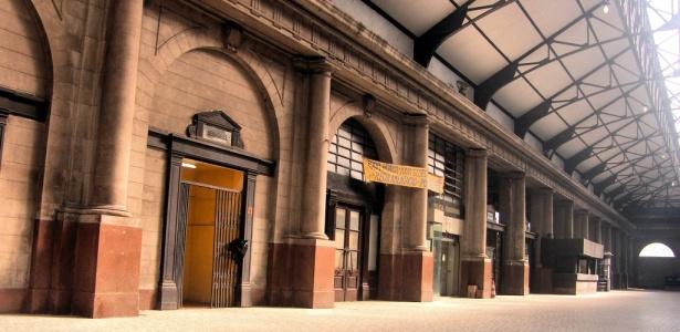Estação Leopoldina, no Rio de Janeiro, local onde ocorrerá o Rio Comicon em novembro - Cortesia Rio Comicon