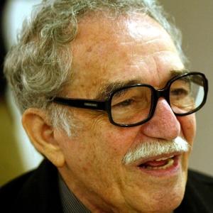 """O escritor Gabriel García Márquez, autor de """"Cem Anos de Solidão"""" - Bernardo De Niz / Reuters"""