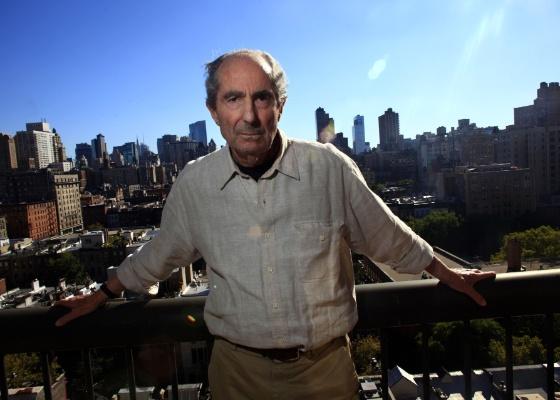 O escritor norte-americano Philip Roth em Nova York: avesso aos e-books e às influências da tecnologia moderna na literatura (15/09/2010) - Eric Thayer / Reuters