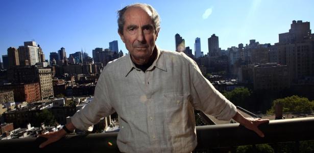 O escritor norte-americano Philip Roth em Nova York (15/09/2010) - Eric Thayer / Reuters