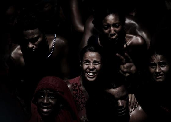 """Coletivo Cia de Foto participa de duas mostras na cidade de São Paulo: na Vermelho, grupo expõe trabalhos da série """"Carnaval"""" (foto), de 2010 - Divulgação / Cortesia Galeria Vermelho"""